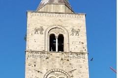 Melfi-Campanile-Cattedrale