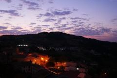 Cercemaggiore-panorama-alba