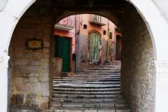 Sepino-porta-castello